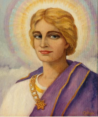 HILARION'S WEEKLY MESSAGE 2013 Hilarion2